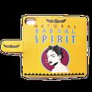 【RESTOCK】BAD GAL SPIRIT IPHONE BOOK CASE