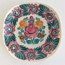 ヴウォツワヴェク陶器 角皿(18.5cm四方)#3535