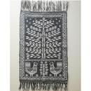 ヤノフ村の織物 タペストリー 七面鳥と生命の樹(46×70cm) #2071