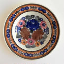 ヴウォツワヴェク陶器 中皿(直径17.5cm)#3205