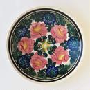 ヴウォツワヴェク陶器 深皿(直径22cm)#3549