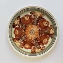 ヴウォツワヴェク陶器 平皿(直径24cm)#3102