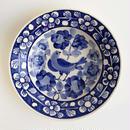 ヴウォツワヴェク陶器 スープ皿(直径24.5cm)#3277