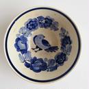 ヴウォツワヴェク陶器 ボウル(直径14cm)#3167