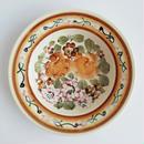 ヴウォツワヴェク陶器 中皿(直径17.5cm)#3525