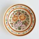ヴウォツワヴェク陶器 中皿(直径17.5cm)#3524