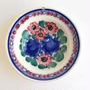 ヴウォツワヴェク陶器 小皿(直径15.5cm)#3008