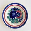 ヴウォツワヴェク陶器 中皿(直径17.5cm)#3521