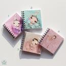 ミニノート Fairies(本体価格:¥400)