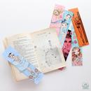 Bookmarks・しおり'2018 THEMES'( 全6種・本体価格:¥480)