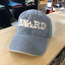 BNGRD WASH CAP 2018(WASH DENIM)