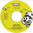 BLACK MOON / WHO GOT DA PROPS? [7inch]