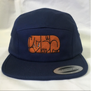 KABIS throw JETCAP [Navy&Gray]