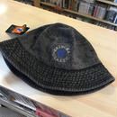 酔CLASSIC BACKET HAT (BLACK DENIM) -size L/XL-