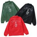 CLASSIC COACH JKT (BLACK/RED/GREEN)