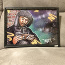 Paint nas Print A4(Black Flame)