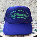 Puff Puff MESH CAP (PURPLE/GREEN)