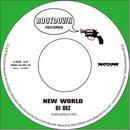 DJ Dez / New World/Brain 1(Green Vinyl) [7INCH]
