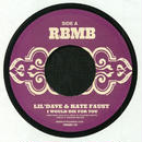 Lil' Dave / I Would Die for You[7INCH]