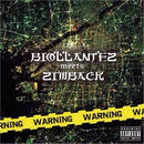 BIOLLANTEZ Meets ZIMBACK / WARNING [CD]