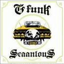DJ A-1 - G FUNK SCAANLOUS [MIX CD]