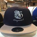 Banguard×Led deep Snap back cap