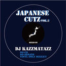 DJ KAZZMATAZZ / JAPANESE CUTZ VOL.5 [MIX CD]