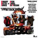 DINARY DELTA FORCE/ LIVE ATTACK C.Q.B. [CD]