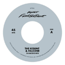 THE KOUNT & FALCXNE / SHAKEDOWN b/w BUNGALOW [7inch]