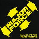 V.A. / MAJOR FORCE RARE TRACKS [CD]