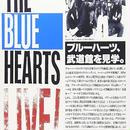 THE BLUE HEARTS / ザ・ブルーハーツライブ 1987.7.4日比谷野音 1988.2.12日本武道館 [DVD]