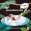 MR.MAGIC BAGYAR (DJ BAJA a.k.a.カレー屋まーくん) / カレー屋まーくんの『あなたの知らない世界』[MIX CD]