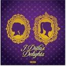 """J DILLA aka JAY DEE  J DILLA'S DELIGHT VOL.2 """"LP"""""""