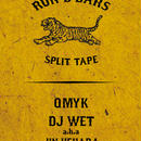 RUN D BARS(QMYK&DJ WET a.k.a JIN UEHARA) / RUN D BARS SPLIT TAPE [TAPE]