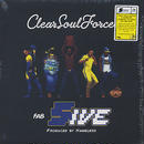 Clear Soul Forces / Fab Five 2LP