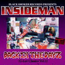 INSIDEMAN / BACK IN THE DAYZ - G-Luv Classics Vol.1 [MIX CD]