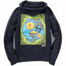 MAD BROTHERS HEAVY HOODIE (NAVY)