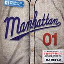 DJ DEFLO - THROWBACK JAPANESE HIP HOP MIX [MIX CD]