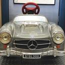 [Pedal car] メルセデスベンツ Mercedes BENZ 300SL ペダルカー