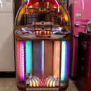 Juke box Wuritzer model 1100