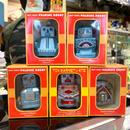 [Toy] ウォーキング ミニロボット& UFO 5個セット