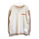 Cotton/LinenバイカラーPO/NA