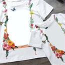 ★ボタニカルベアTシャツ★ Ladies