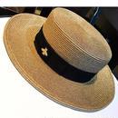 ★蜂モチーフカンカン帽★ladies