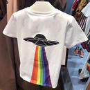 ★レインボーUFO Tシャツ★
