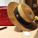 ★蜂モチーフカンカン帽★