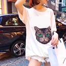 ★キャットTシャツ★ Ladies