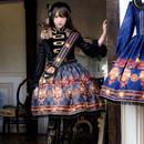 [Baroque] Homecoming cat スカート【ご予約商品】