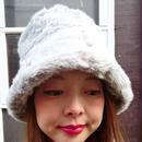 Vintage Fake Fur Hat