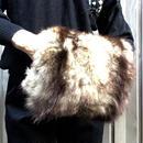 Vintage Fox Fur Muff